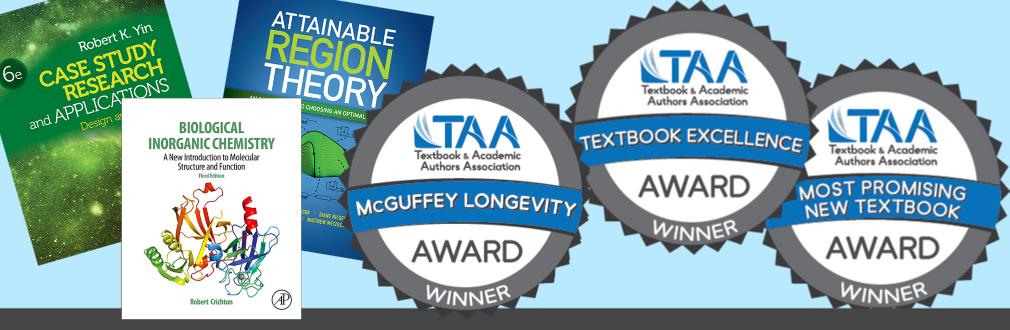 2019 Textbook Award Winners Media Kit