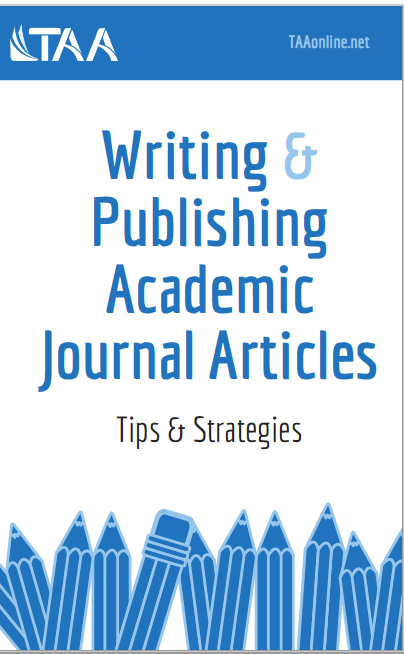 Writing and Publiishing Academic Journal Articles