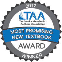 2017 Textbook Award Most Promising New Textbook