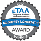 2017 TAA Textbook Award McGuffey Logo