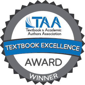 Textbook Excellence Award logo