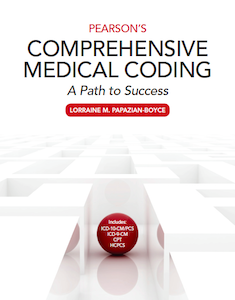 Pearson's Comprehensive Medical Coding: Path to Success