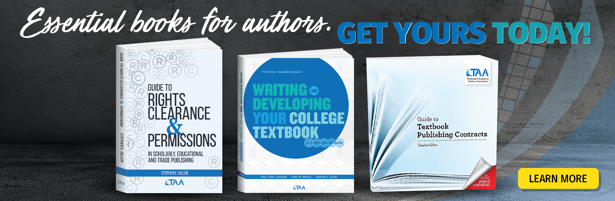 Textbook and Academic Authors Association