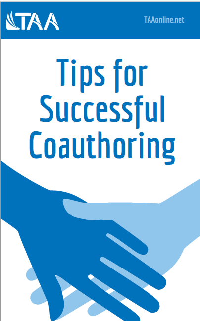 Tips for Successful Coauthoring